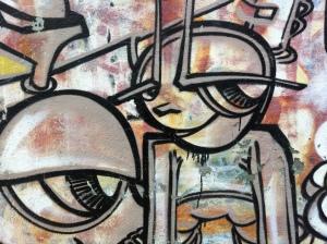 Graffiti en Erba