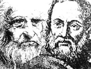 leonardo y Vitruvio